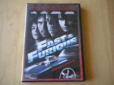 Fast & furious Diesel Walker Rodriguez Brewster DVD azione 2009 noleggio