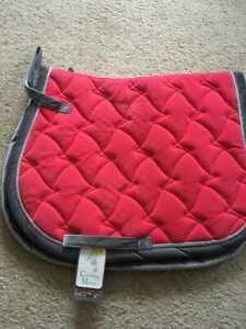Cavallino Marino Saddle Pad VS Pink
