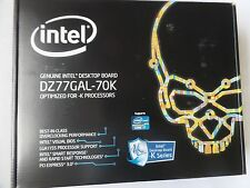 New Intel BOXDZ77GAL-70K DZ77GAL-70K, LGA 1155, ATX, Intel Z77, Retail box
