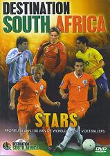 Destination South Africa : Stars - 100 van de beste voetballers (DVD)