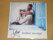 RARE CD PROMO 1 TITRE / YSAE / ENFANT SAUVAGE / TRES BON ETAT