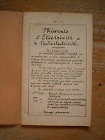 Mémento d'électricite et de radioélectricité