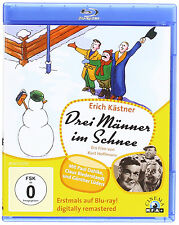 Blu-ray * DREI MÄNNER IM SCHNEE # NEU OVP §