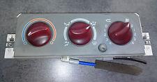 Platine commande climatisation chauffage Renault Twingo 1 phase 2 bordeaux