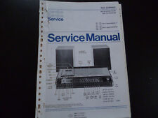 Original Service Manual Philips 22RH851