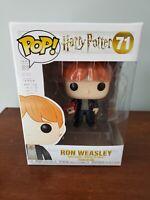 Funko Pop #71 Ron Weasley with Howler Harry Potter Vinyl Figure
