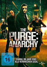 DVD ° The Purge - Anarchy ° NEU & OVP