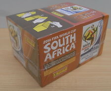 Panini WK Sealed BOX - Display 100x zakje Tute / Packet WC South Africa 2010