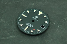 Zodiac Dial Red Dot for ETA 2824 2836 moveme​nt Custom Yellow lume