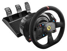 Thrustmaster T300 Ferrari Integral Racing Wheel Alcantara Edition for PS4/PS3/PC