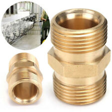 Golden Washer Hose Outlet Adaptor Brass M22 14mm to Power Pressure Tool IC1C