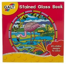 Galt Stained Glass Book ** NEW **