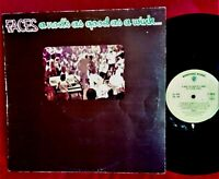 FACES A nod's as good as a wink LP UK 1971 MINT- First Pressing