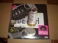 DEATH GRIPS GOVERNMENT PLATES LP VERY RARE OOP VINYL RECORD FACTORY NEW RSD 2014