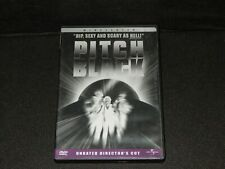 Pitch Black Unrated Version Region 1 Dvd Vin Diesel Free Shipping