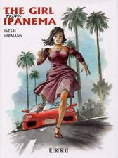 THE GIRL FROM IPANEMA - EO BD TT N° 300 EX - HERMANN - mmoetwil@hotmail.com