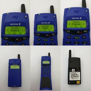 CELLULARE ERICSSON T10 BLU GSM NUOVO UNLOCKED SIM FREE DEBLOQUE NEU NEW 2