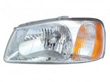 New left driver headlight light fit for 2000 2001 2002 Accent sedan / hatchback