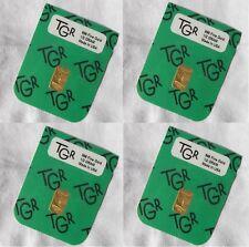 (4X) GOLD .5 GRAM G  PURE TGR PREMIUM BULLION BAR 999.9 CERTIFIED INGOT LOT****
