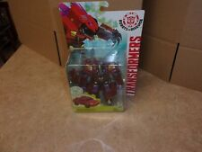 TRANSFORMERS ROBOTS IN DISGUISE WARRIORS CLASS SCATTERSPIKE 2015 MOSC