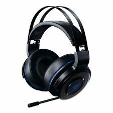 Razer Thresher 7.1 Dolby Surround Sound Wireless Gaming Headset for PC Black