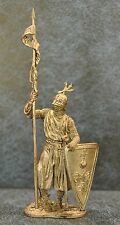 Tin Soldiers * Middle Ages * Western European knight, 12 - 13th century  * 60 mm
