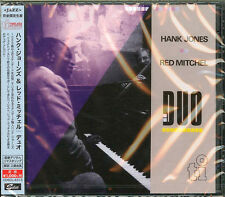 HANK JONES / RED MITCHELL-S/T-JAPAN CD Ltd/Ed B63