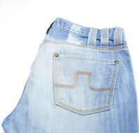 J.Lindeberg Hommes Jeans Jambe Droite Taille W30 L32 AHZ175
