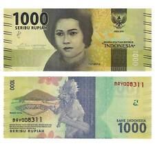 Pick New Indonesia/Indonesia 1000 Rupees 2016 Unc 224078vvv