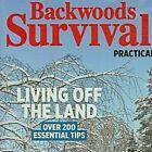 BACKWOODS SURVIVAL GUIDE.