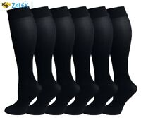 Clothing, Shoes & Accessories Lot of 3 Round the Clock OSFM Stretch Fabric Women's Footed black Opaque Tights Women's Clothing