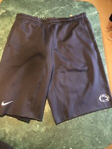 Penn State Nittany Lions PSU Football Authentic Player-Issued Nike Shorts 3XL
