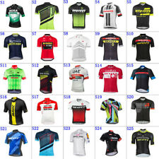 2020 new Mens Team cycling Short sleeve jerseys cycling jersey Short sleeve
