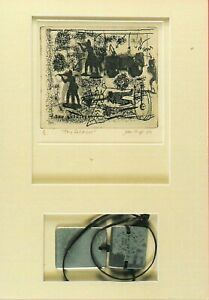 'TOY SOLDIERS' by JENNNIFER MCDUFF - WAR MEMORIAL COLLECTION CANBERRA POSTCARD