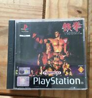 PS1 Game -  PAL - Tekken