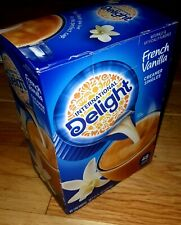 International Delight Flavored Liquid Non-Dairy Coffee Creamer French Vanilla 48