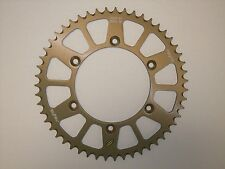 SunStar 47 Tooth Works Triplestar Rear Sprocket 5-359247 for Honda/Yamaha