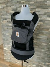 Ergo Baby Strap Carrier Grey and Black