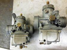 RD250 DX 1A2 MIKUNI Vergaser Satz Links+Rechts Carburettors