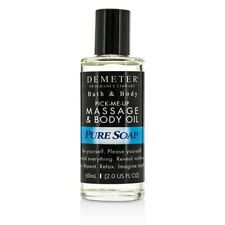 NEW Demeter Pure Soap Massage & Body Oil 60ml Perfume