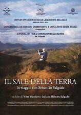 Dvd Il Sale della Terra....NUOVO
