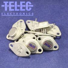 1 PC. 2N3739 NPN Silicium Medium Power LF Transistor CS = TO66
