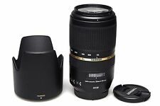 Tamron sp 70-300mm f4-5.6 VC usd F. Canon