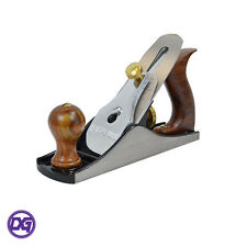Faithfull No.4 Smoothing Plane for Cabinet and Joinery Work
