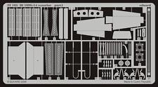 EDUARD 32165 Exterior Set for Hasegawa® Kit Bf109G-14 in 1:32