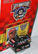 50th Anniversary 1998 - #00 PONTIAC NASCAR *ALKA SELTZER* Buckshot Jones  1:64