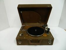Beautiful Birch Number 85 Phonograph