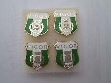 lotto 4 pins lot VIGOR LAMEZIA FC club spilla football calcio pins spille