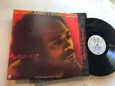 2 lp double quincy jones i heard that! herbie hancock jazz vinyls '76 billy pres