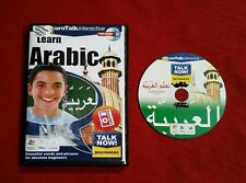 Learn Arabic CD-Rom - Euro talk Interactive - Windows, Mac, Universal